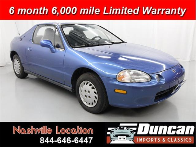 1994 Honda Del Sol (CC-1378414) for sale in Christiansburg, Virginia