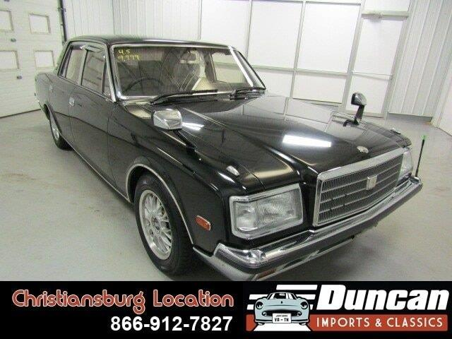 1987 Toyota Century (CC-1378417) for sale in Christiansburg, Virginia