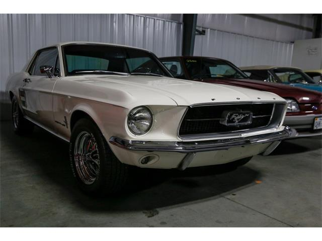 1967 Ford Mustang (CC-1378426) for sale in Christiansburg, Virginia