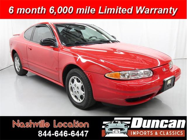 2000 Oldsmobile Alero (CC-1378438) for sale in Christiansburg, Virginia