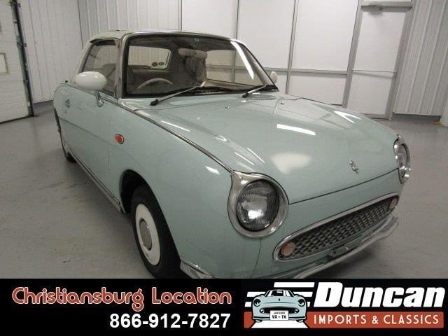 1991 Nissan Figaro (CC-1378449) for sale in Christiansburg, Virginia
