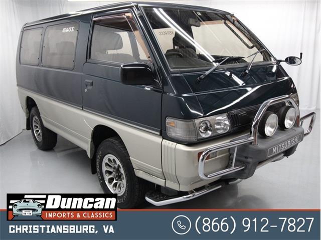 1992 Mitsubishi Delica (CC-1378453) for sale in Christiansburg, Virginia