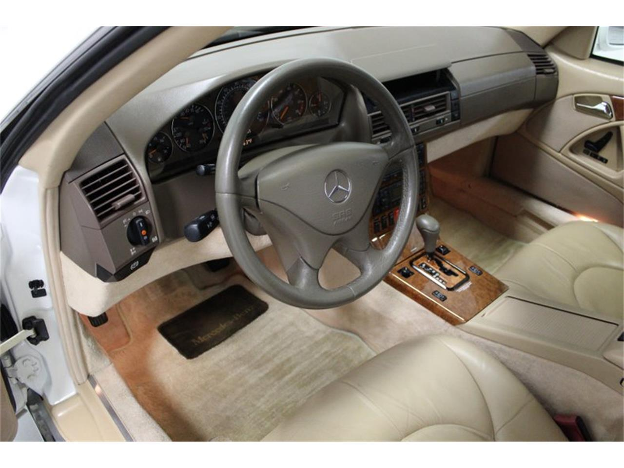 1999 Mercedes-Benz SL-Class (CC-1378458) for sale in Christiansburg, Virginia