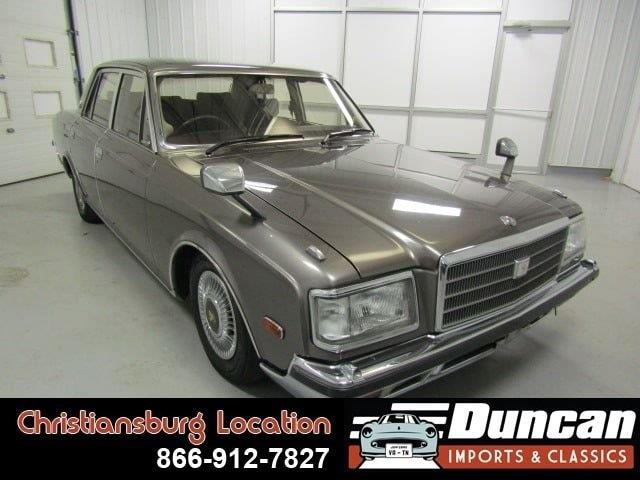 1991 Toyota Century (CC-1378460) for sale in Christiansburg, Virginia