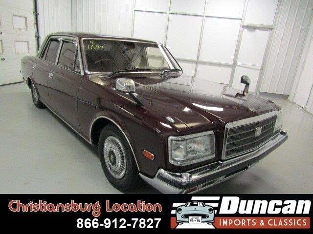 1988 Toyota Century (CC-1378483) for sale in Christiansburg, Virginia
