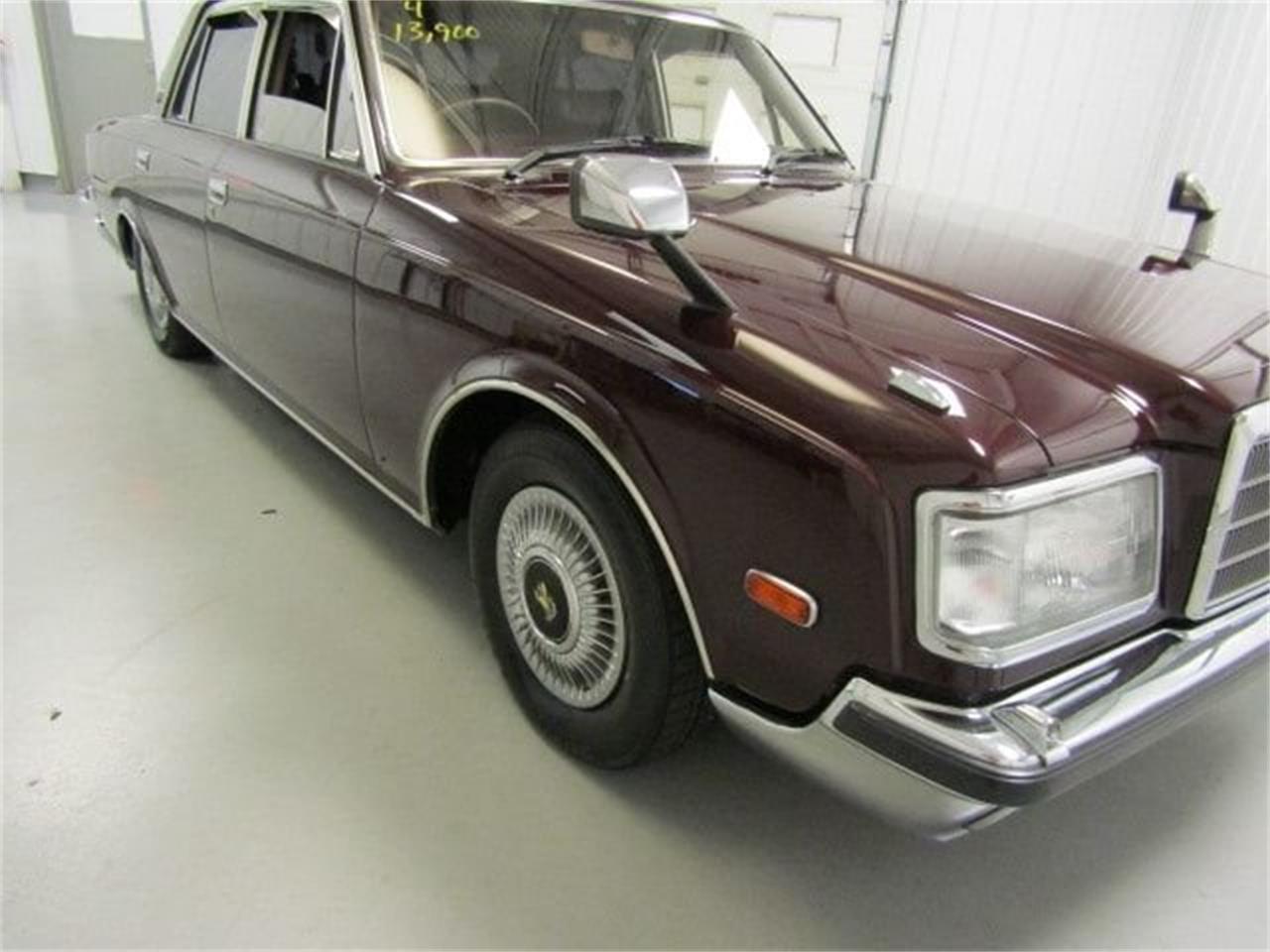 1988 Toyota Century (CC-1378483) for sale in Christiansburg, Virginia