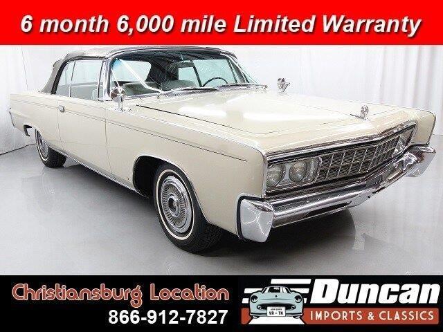 1966 Chrysler Imperial (CC-1378504) for sale in Christiansburg, Virginia
