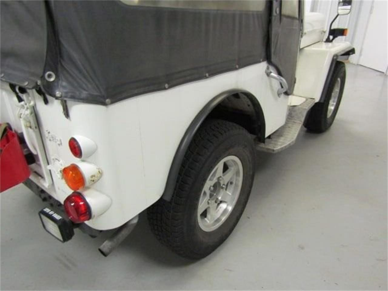 1984 Mitsubishi Jeep (CC-1378508) for sale in Christiansburg, Virginia