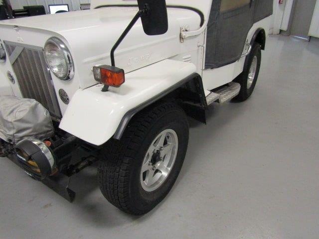 1984 Mitsubishi Jeep (CC-1378508) for sale in Christiansburg, Virginia