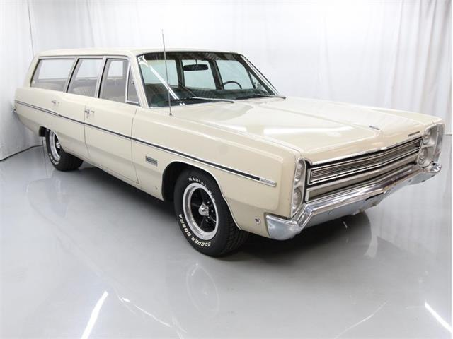 1968 Plymouth Suburban (CC-1378515) for sale in Christiansburg, Virginia