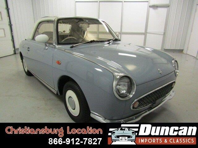 1991 Nissan Figaro (CC-1378516) for sale in Christiansburg, Virginia