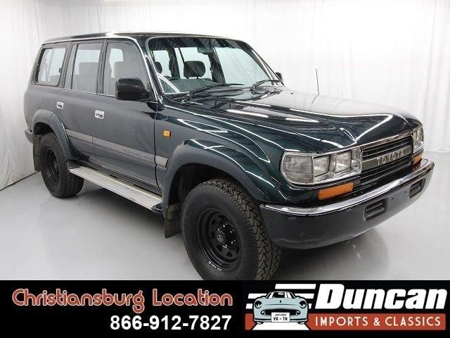 1994 Toyota Land Cruiser FJ (CC-1378525) for sale in Christiansburg, Virginia