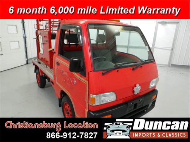 1995 Subaru Sambar (CC-1378529) for sale in Christiansburg, Virginia