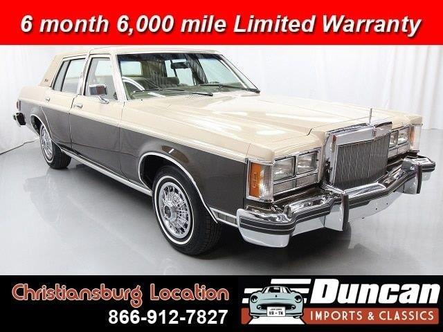 1979 Lincoln Versailles (CC-1378530) for sale in Christiansburg, Virginia