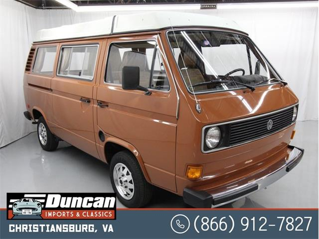 1980 Volkswagen Vanagon (CC-1378536) for sale in Christiansburg, Virginia