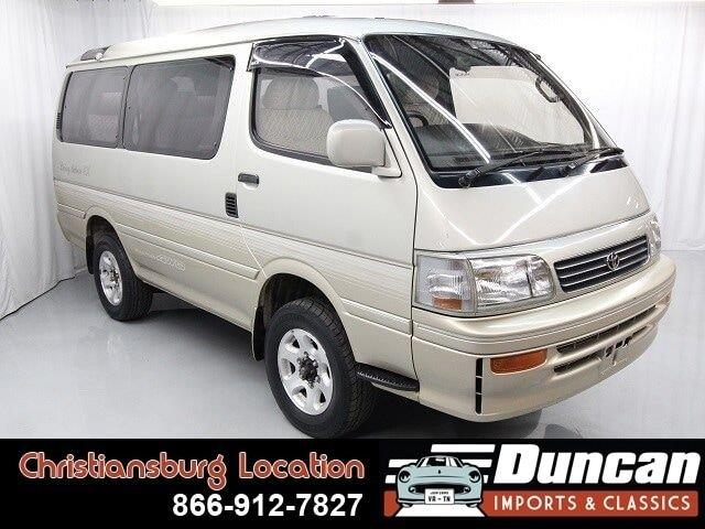 1994 Toyota Hiace (CC-1378576) for sale in Christiansburg, Virginia