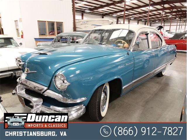 1953 Kaiser Manhattan (CC-1378579) for sale in Christiansburg, Virginia
