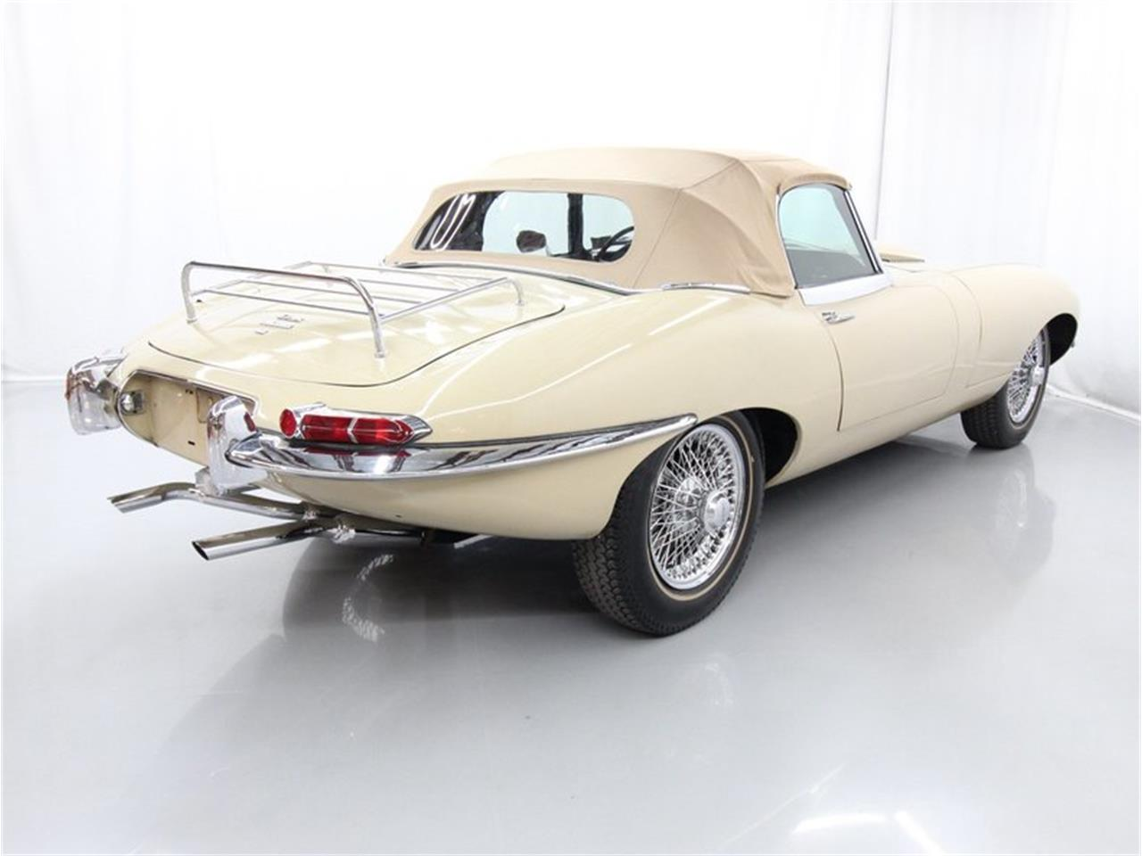 1968 Jaguar E-Type (CC-1378588) for sale in Christiansburg, Virginia