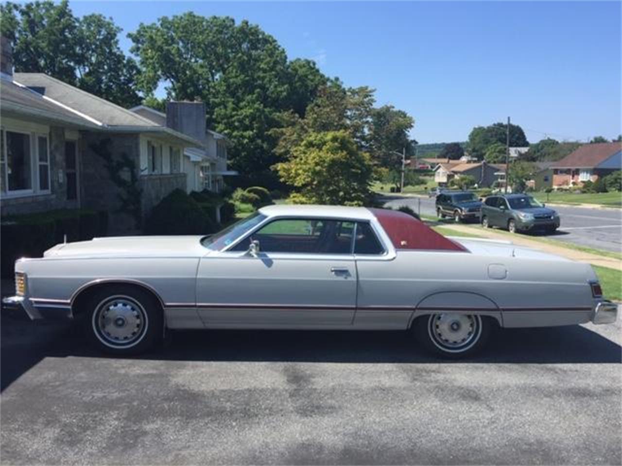 1978 Mercury Grand Marquis (CC-1378596) for sale in Birdsboro, Pennsylvania