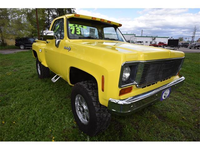 1973 Chevrolet C/K 10 (CC-1378606) for sale in Bremerton, Washington