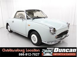 1991 Nissan Figaro (CC-1378624) for sale in Christiansburg, Virginia