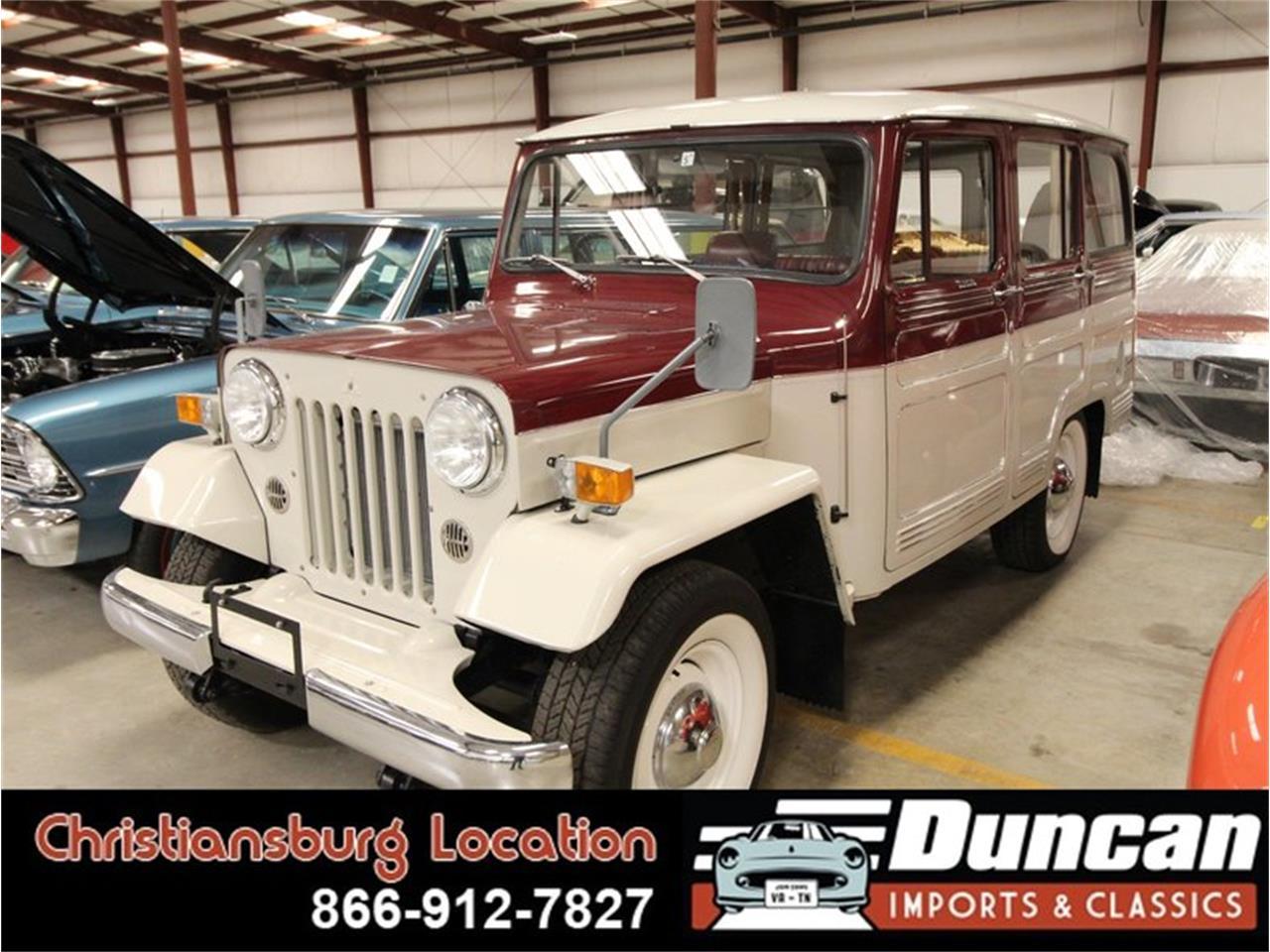 1976 Mitsubishi Jeep (CC-1378627) for sale in Christiansburg, Virginia