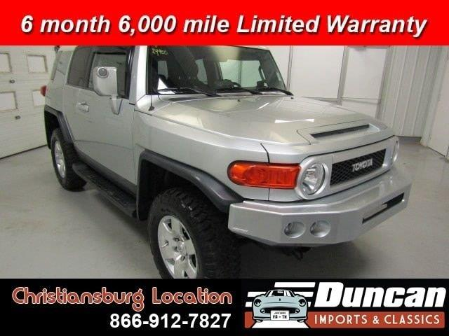 2007 Toyota FJ Cruiser (CC-1378630) for sale in Christiansburg, Virginia