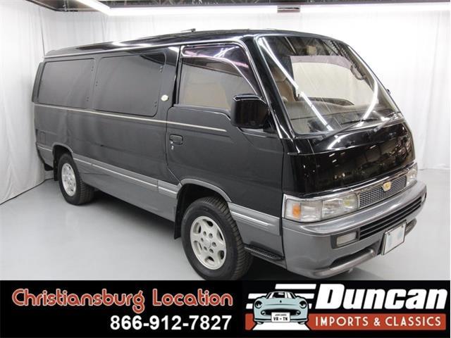 1994 Nissan Caravan (CC-1378636) for sale in Christiansburg, Virginia