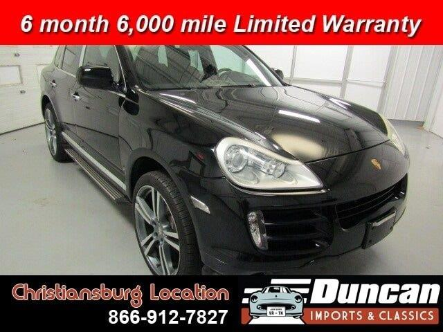 2008 Porsche Cayenne (CC-1378641) for sale in Christiansburg, Virginia