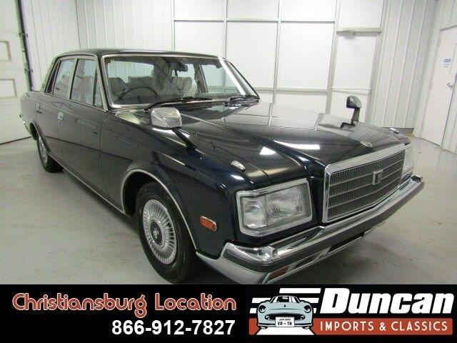 1990 Toyota Century (CC-1378643) for sale in Christiansburg, Virginia