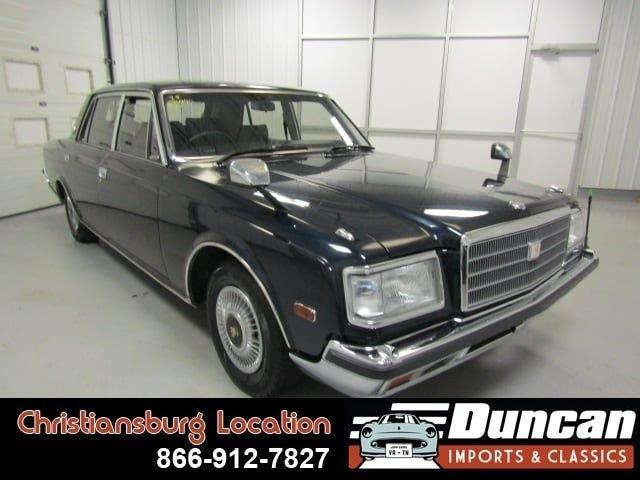 1991 Toyota Century (CC-1378647) for sale in Christiansburg, Virginia
