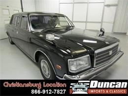 1991 Toyota Century (CC-1378655) for sale in Christiansburg, Virginia