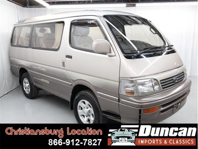 1994 Toyota Hiace (CC-1378661) for sale in Christiansburg, Virginia