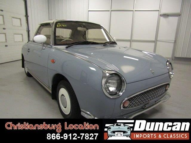 1991 Nissan Figaro (CC-1378662) for sale in Christiansburg, Virginia