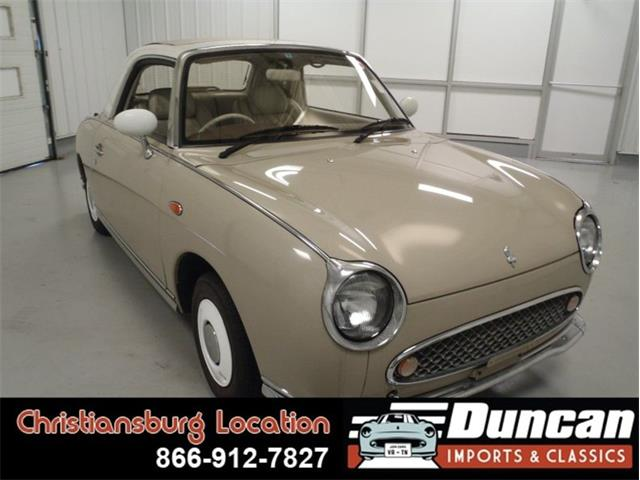 1991 Nissan Figaro (CC-1378664) for sale in Christiansburg, Virginia