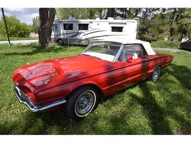 1966 Ford Thunderbird (CC-1378665) for sale in Bremerton, Washington