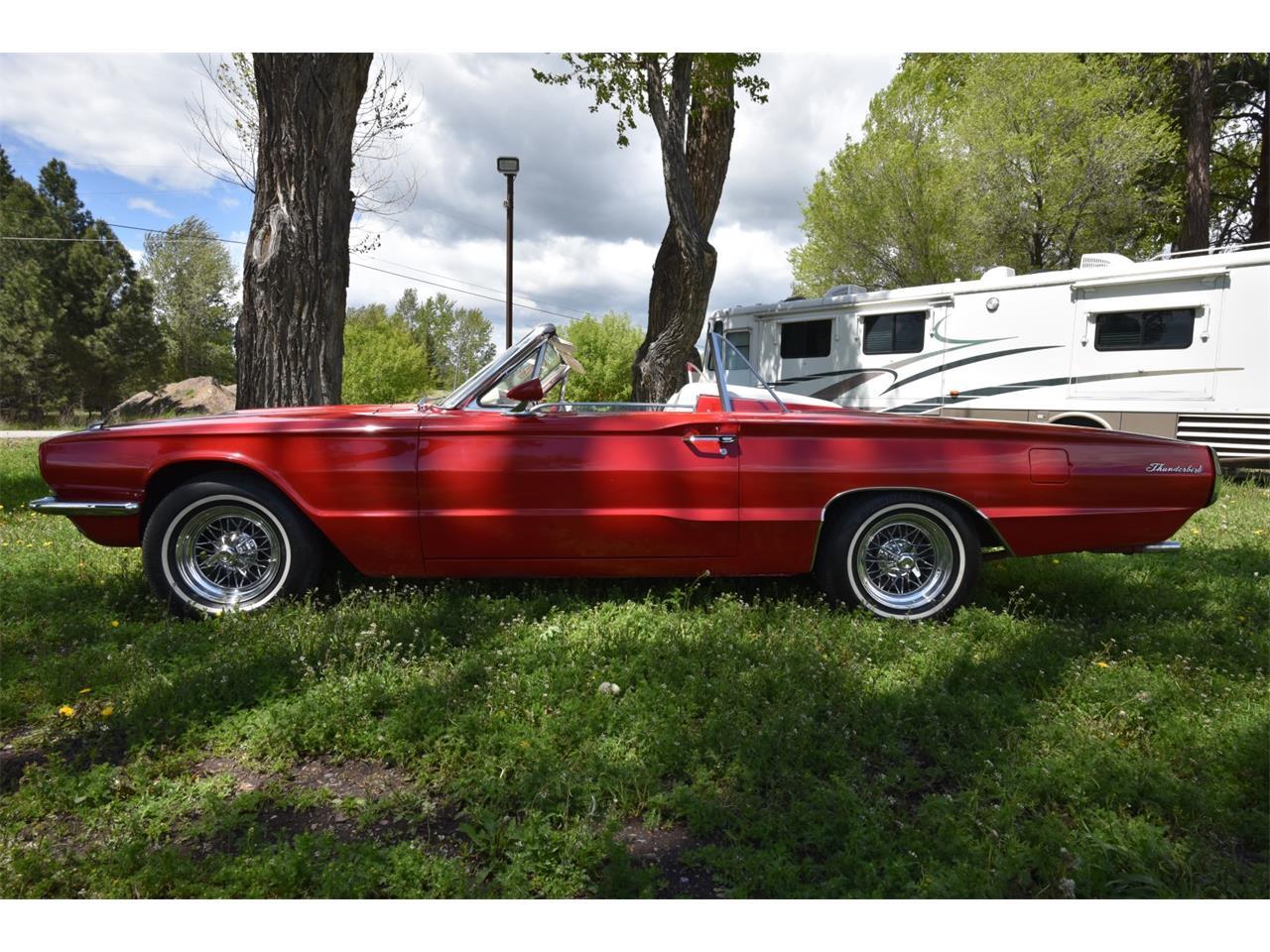 1966 Ford Thunderbird (CC-1378665) for sale in Bremerton, Washington
