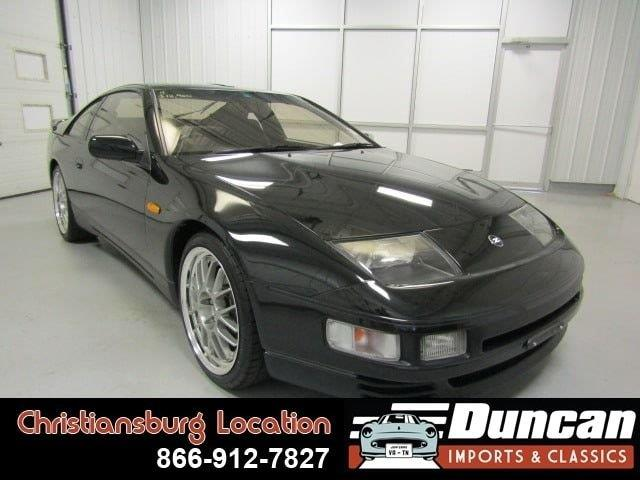 1992 Nissan 280ZX (CC-1378666) for sale in Christiansburg, Virginia