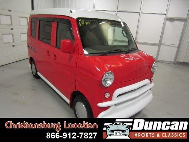 2007 Suzuki Every (CC-1378667) for sale in Christiansburg, Virginia