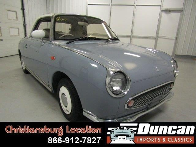 1991 Nissan Figaro (CC-1378670) for sale in Christiansburg, Virginia