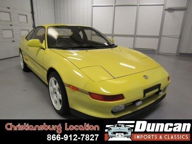 1991 Toyota MR2 (CC-1378675) for sale in Christiansburg, Virginia