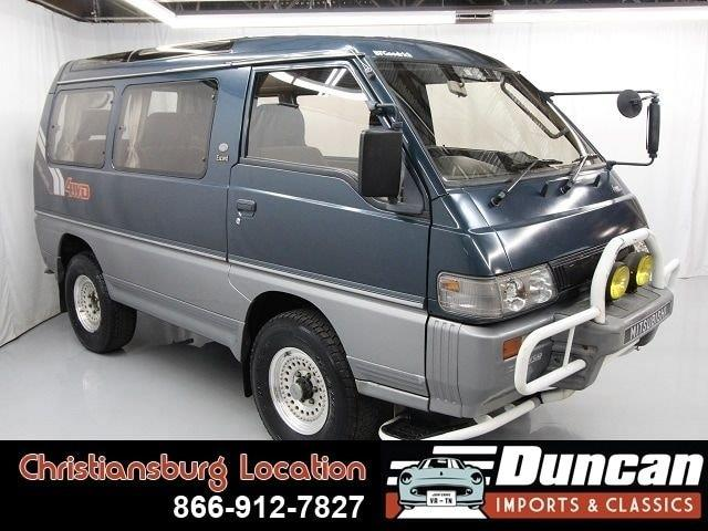 1990 Mitsubishi Delica (CC-1378680) for sale in Christiansburg, Virginia