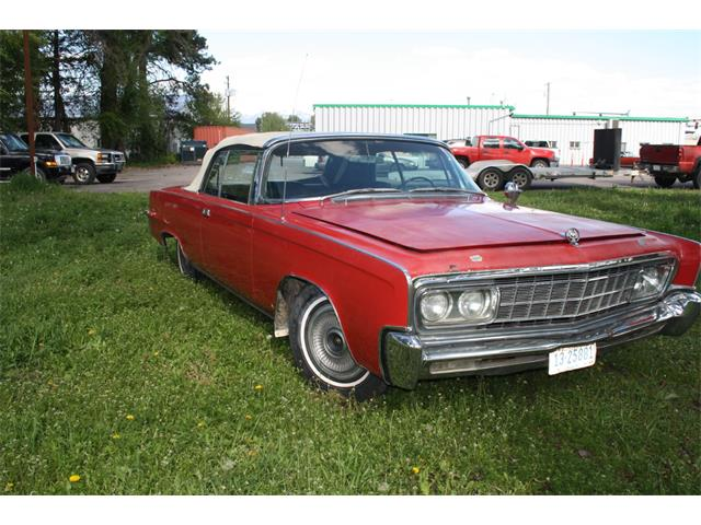 1966 Chrysler Imperial (CC-1378697) for sale in Bremerton, Washington