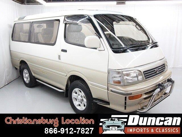 1994 Toyota Hiace (CC-1378711) for sale in Christiansburg, Virginia
