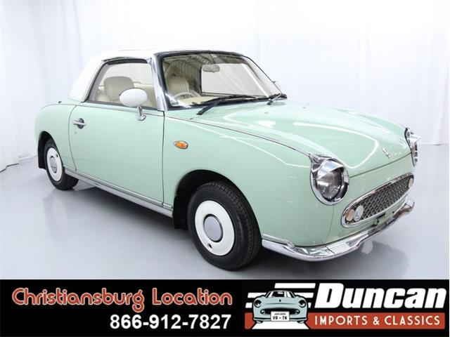 1991 Nissan Figaro (CC-1378712) for sale in Christiansburg, Virginia