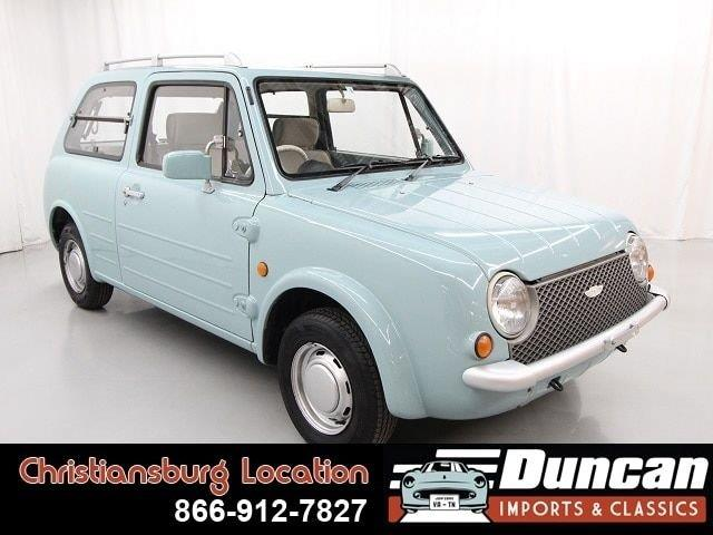 1989 Nissan Pao (CC-1378716) for sale in Christiansburg, Virginia