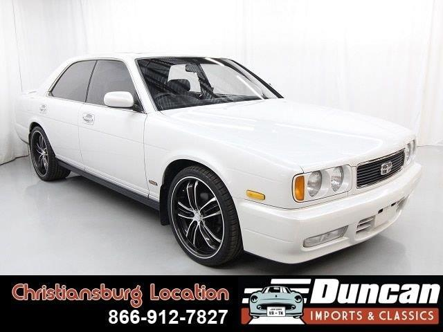 1992 Nissan Gloria (CC-1378724) for sale in Christiansburg, Virginia