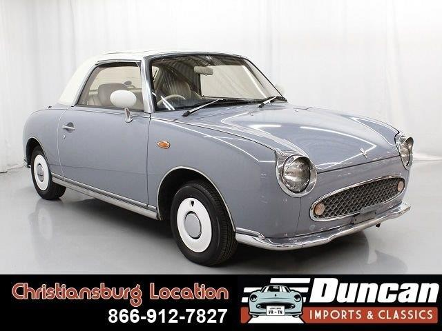 1991 Nissan Figaro (CC-1378745) for sale in Christiansburg, Virginia