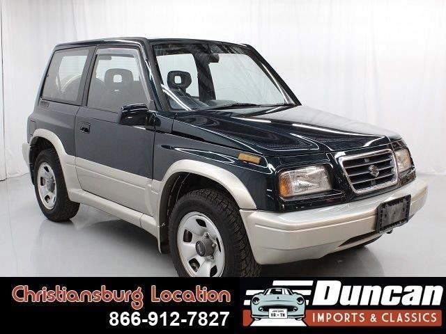 1995 Suzuki Escudo (CC-1378761) for sale in Christiansburg, Virginia