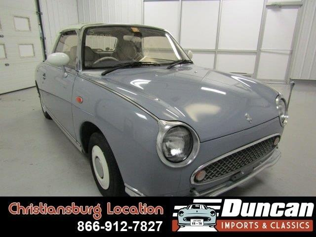1991 Nissan Figaro (CC-1378769) for sale in Christiansburg, Virginia
